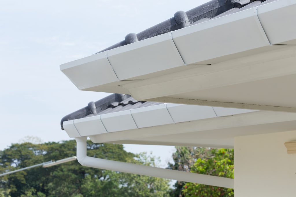 Gutter guards - installation company